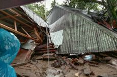 Korban Banjir Bandang Tanah Datar Butuh Hunian Sementara