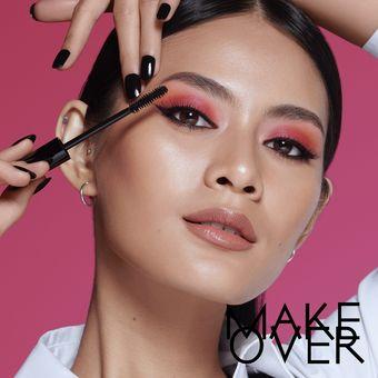 Produk terbaru Make Over Lash Impulse Waterproof Mascara untuk rias mata lebih bervolume