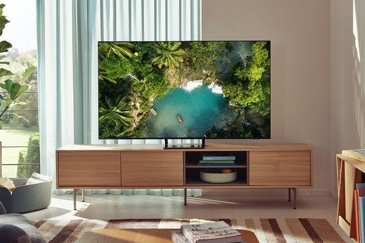 Ilustrasi Samsung Smart TV