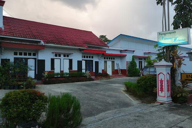 Guest House Venus Inn di Penajam Paser Utara.