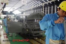 Toyota Indonesia Kurangi Impor Bahan Baku Komponen Kendaraan