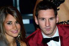 Pebasket Madrid: Pakaian Messi seperti Pemain Sirkus