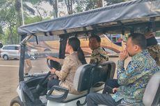 Puan dan Wakil Ketua DPR Keliling Kompleks DPR, Ke Mana Cak Imin?