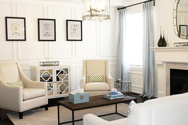 Cara membuat ruang tamu mewah