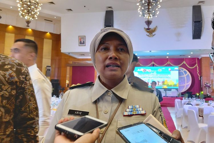 Direktur Jenderal Pengadaan Tanah Kementerian ATR/BPN Arie Yuriwin