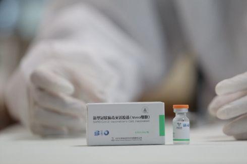 Malaysia Setujui Penggunaan Darurat untuk Vaksin Sinopharm
