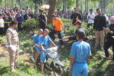 Fakta Rekonstruksi Pembunuhan Sadis di Cianjur, Berawal dari Knalpot Bising hingga Korban Kebal Dibacok