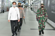 Di Hadapan Emil dan Pepen, Jokowi Puji Kota Bekasi Berhasil Tekan Penularan Covid-19