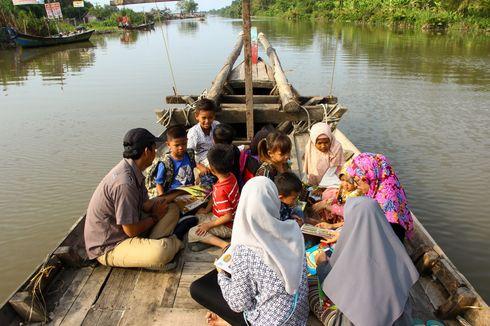 Rumah Baca Bakau, Merawat Mimpi Anak-anak di Balik Hutan Mangrove