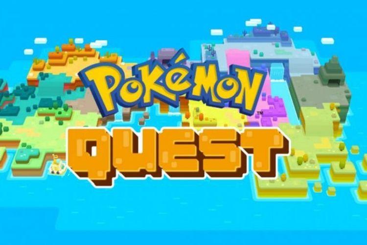 Pokemon Quest resmi hadir di perangkat Android dan iOS.