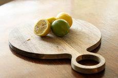 Cara Membersihkan dan Mencegah Noda Jamur pada Talenan