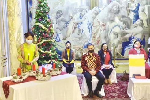 Natal 2020, KBRI Roma Gelar Perayaan secara Hybrid