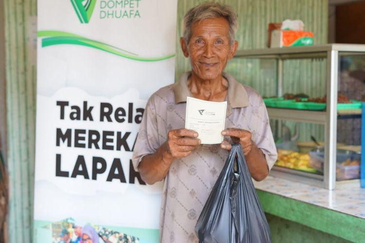 Dompet Dhuafa mengelola donasi masyarakat di tengah wabah Corona, salah satunya untuk program Tak Rela Mereka Lapar bagi masyarakat kelas bawah di Jabodetabek.