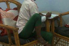 Bocah Telantar dengan Koreng di Badan Diamankan LPA Mataram