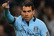 Simak Gol Spektakuler Carlitos dalam Top 5 Goals: Carlos Tevez