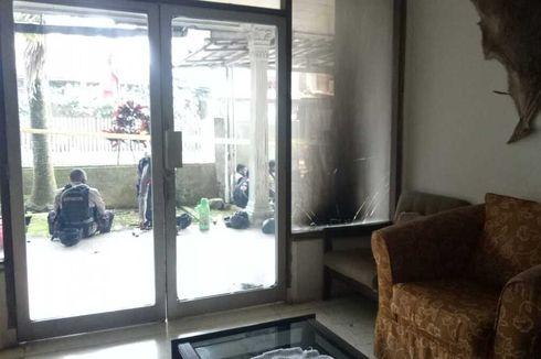 Kantor PDI-P Megamendung Dilempar Bom Molotov, Polisi: Ada 3 Bom, tapi CCTV Buram