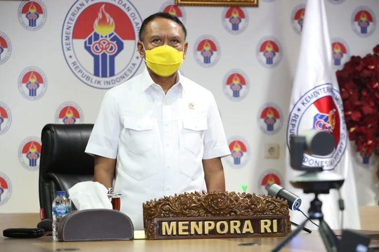 Menteri Pemuda dan Olahraga Republik Indonesia (Menpora RI) Zainudin Amali. (DOK. KEMENPORA)