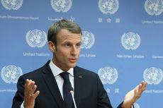 Presiden Perancis Ancam Negara yang Mundur dari Perjanjian Iklim Paris