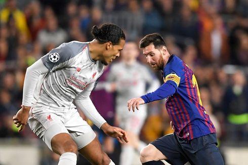 Van Dijk: Messi Lawan Terberat, Aguero Jadi yang Tersulit