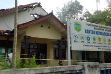 Puslabfor Dilibatkan Usut Penyebab Kebakaran Kantor Desa Neglasari