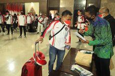 Kontingen Indonesia Tiba di Jepang, CdM Olimpiade Tokyo Bicara Target Merah Putih