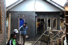 Buat Kabupaten Bandung, Pemerintah Bedah 1.350 Rumah Tidak Layak Huni