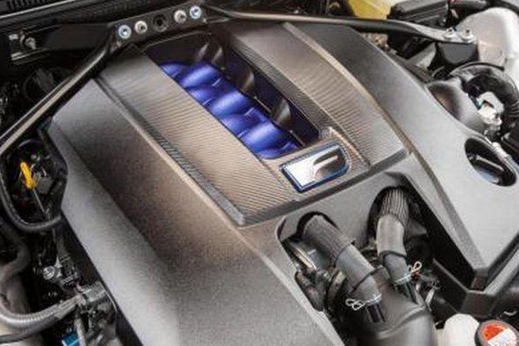 Mesin V8 5.0L Lexus RC F