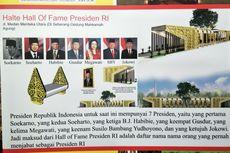 Bulan Depan, Pemprov DKI Bangun Halte Hall of Fame Presiden untuk Destinasi Wisata
