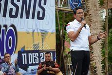 Melalui OK OCE, Sandiaga Targetkan 15.000 Wirausaha Baru dari Kalangan Milenial Kalsel