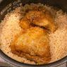 Viral di Jepang, Masak Nasi Pakai Ayam KFC