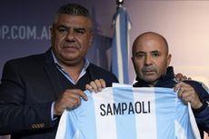 Sampaoli Resmi Latih Timnas Argentina, Lionel Messi Antusias