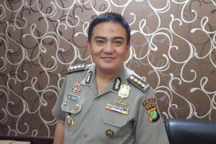 Kabid Humas Polda Metro Jaya Komisaris Besar M Iqbal