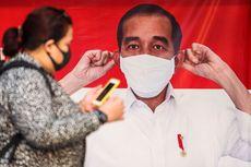 Presiden Jokowi Minta Menteri Pantau Langsung Penanganan Covid-19 di 9 Provinsi