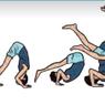 Cara Melakukan Gerak Lenting Tengkuk