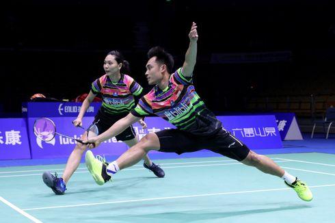 Fuzhou China Open 2019, Hafiz/Gloria Akui Performa Menurun