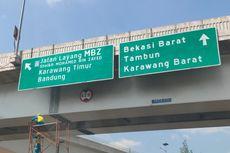 Tol Layang Japek Ganti Nama, Ingat Lagi Nama Jalan Jokowi di Abu Dhabi
