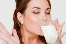 Minum Susu Saat Hamil Bikin Anak Tinggi?