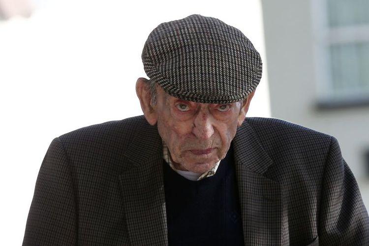 John Joe Kiernan, pelaku pemerkosaan terhadap adik perempuannya dan melecehkan adik laki-lakinya antara 1958-1964.