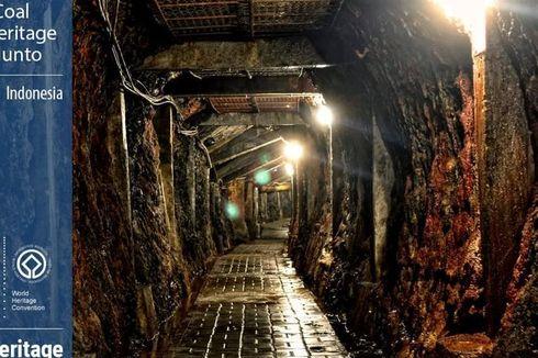 Tambang Batubara Ombilin Sawahlunto Resmi Jadi Warisan Dunia UNESCO