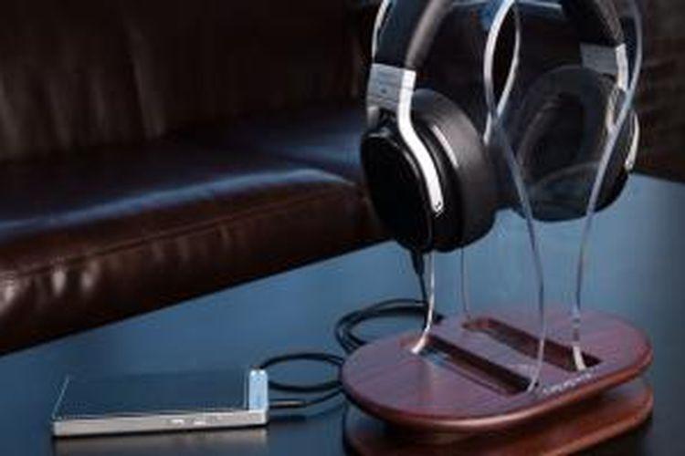 HA-2 penerus HA-1 sekaligus produk amplifier headphone portable pertama dari OPPO.