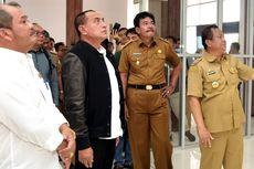 Edy Rahmayadi Minta Ruang Tunggu VIP Bandara Binaka Dirapikan Sebelum Presiden Datang