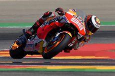 Momen Haru Lorenzo di Balapan Terakhir GP Valencia