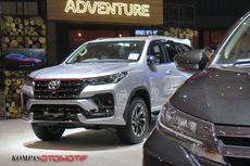 Dirangsang Insentif, Toyota Innova dan Fortuner Tumbuh Subur
