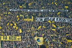 Dortmund Terima Penghargaan Equal Game 2019 karena Melawan Rasisme