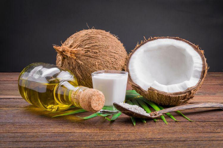 Minyak kelapa