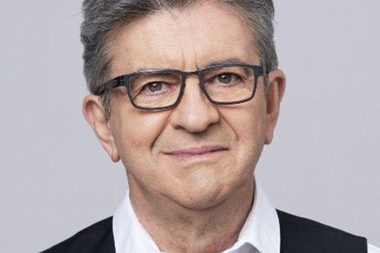 Tokoh oposisi di Perancis, Jean-Luc Mélenchon.