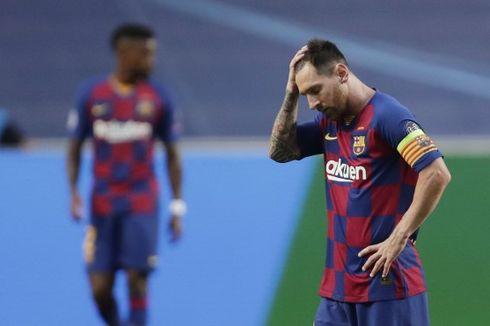 Alasan Messi Lebih Berpeluang Gabung Inter Milan daripada Man City