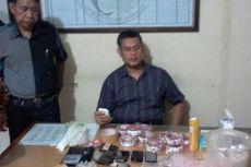 Polisi Makassar Ringkus Bandar Narkoba Jaringan Jakarta