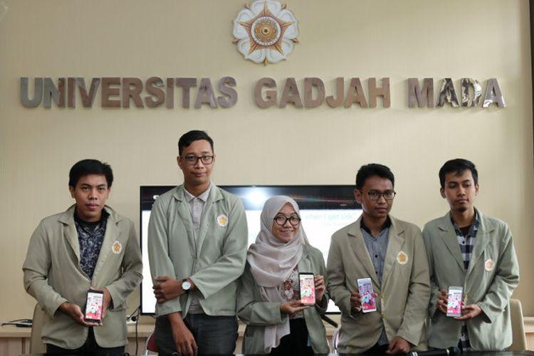 Untuk mengenalkan anak-anak pada profesi apoteker, tim mahasiswa Universitas Gadjah Mada (UGM) mengembangkan aplikasi permainan Meet Pharmy?.