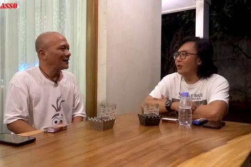Iwa K Dapat Motivasi Berhenti Konsumsi Narkoba dari Novel Mushashi